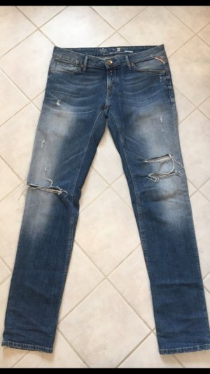 Replay Jeans mit Auswaschungen
