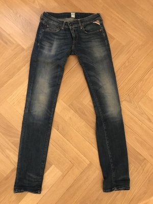 Replay-Jeans mit Waschung