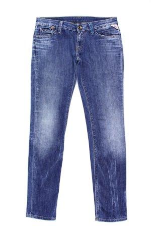 Replay Jeans mit Waschung blau Größe W27