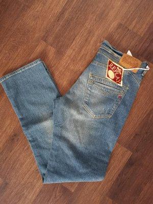 Replay Jeans elasticizzati blu