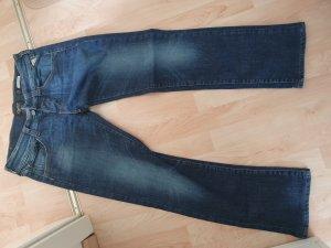 Replay Jeans elasticizzati blu scuro
