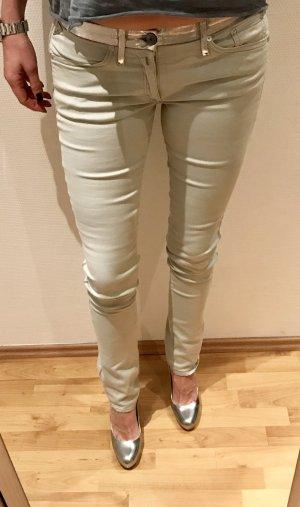 Replay Jeans wie neu nie getragen Silber abgesetzt