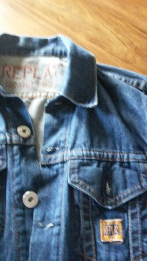 Replay Jeansjacke M evtl. Oversize