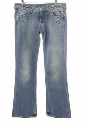 Replay Denim Flares multicolored '90s style