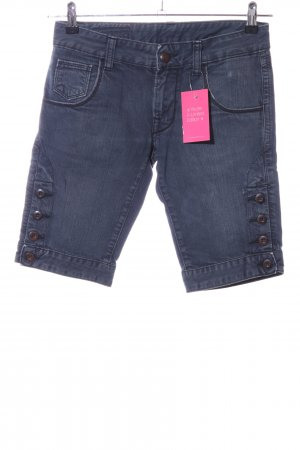 Replay Jeansshorts blau Casual-Look