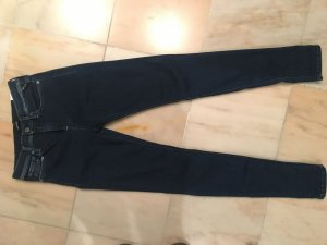 REPLAY JOI JEGGINGS Dark Blue Power Stretch Denim