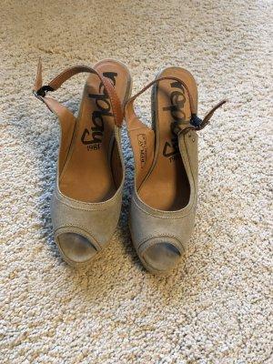 Replay Keilabsatz Sandalen