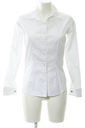 Replay Chemise à manches longues blanc cassé motif floral style décontracté