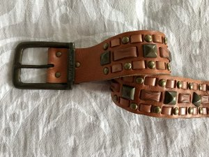 Replay Leather Belt multicolored