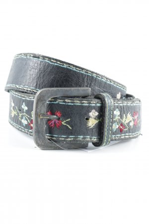 Replay Leather Belt multicolored country style