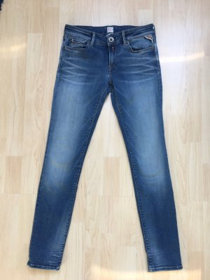 Replay Jeans skinny bleuet