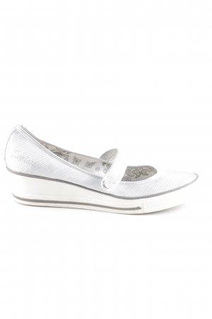 Replay Mary Jane pumps zilver casual uitstraling