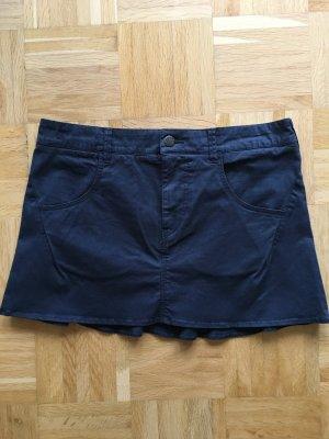 Replay Mini rok donkerblauw