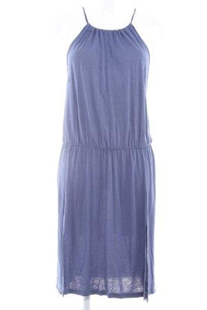 Replay Neckholderkleid stahlblau schlichter Stil
