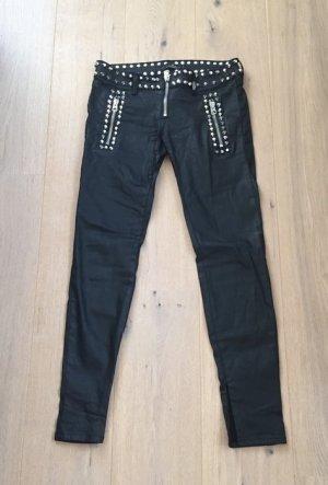 """REPLAY"""" Nieten - Biker Jeans - Gr.28 (M) - nur 1 x getragen - NP.350,-€"""