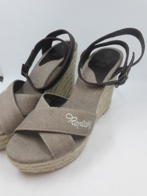 Replay Plateau Sandalen