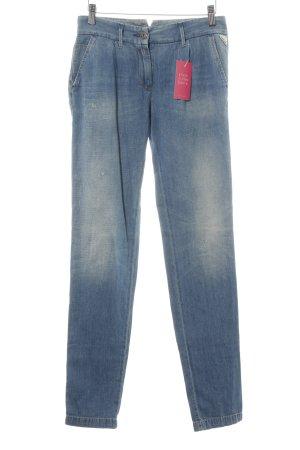 Replay Jeans a sigaretta blu stile casual