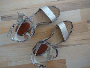 Replay Sandaletten - Größe 38 - Neu - Echtes Leder