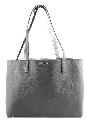 Replay Comprador negro-color plata estilo «business»