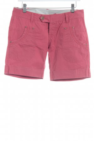 Replay Shorts hellrot Casual-Look