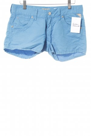 Replay Shorts neonblau Casual-Look