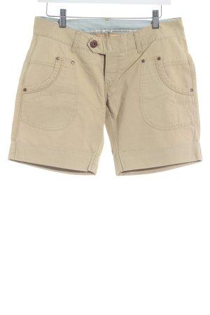 Replay Shorts sandbraun Casual-Look