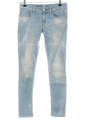 Replay Jeans skinny blu stile casual