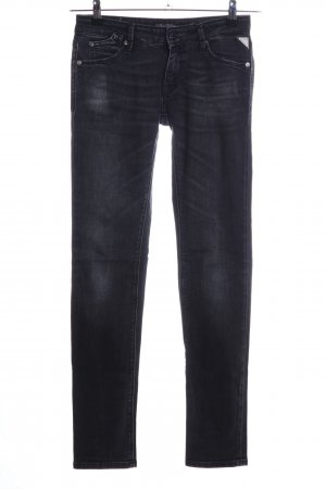 Replay Jeans skinny nero stile casual