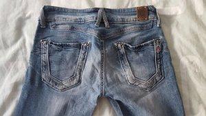 Replay skinny Jeans 25/30 Vintage wash Xs Röhre