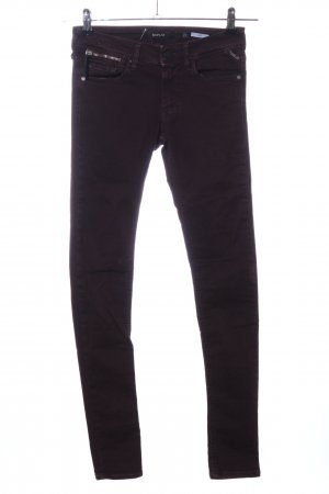 Replay Jeans skinny nero stile professionale