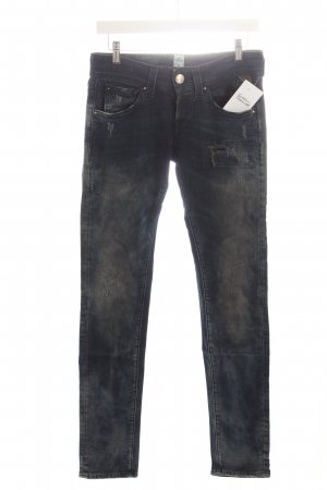 "Replay Skinny Jeans ""Fabienne"" dunkelblau"