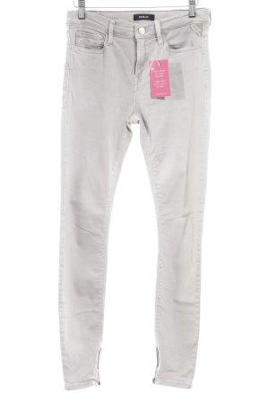 Replay Skinny Jeans hellgrau Casual-Look