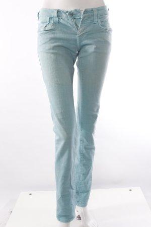 Replay Skinny Jeans helltürkis