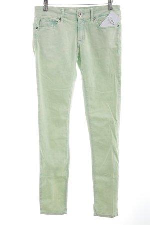 "Replay Skinny Jeans ""Luz"" blassgrün"