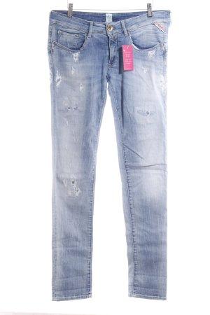 Replay Skinny Jeans mehrfarbig Casual-Look