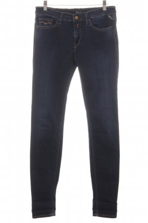 Replay Jeans skinny multicolore style décontracté