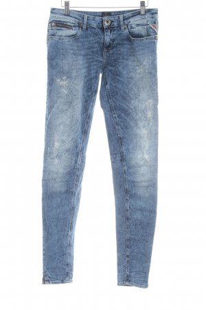 Replay Jeans skinny multicolore style seconde main