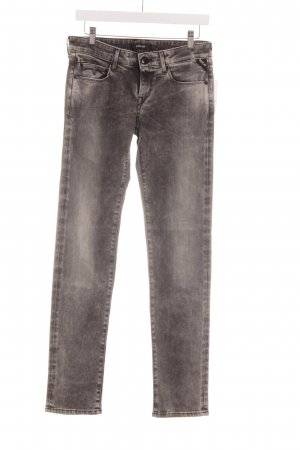 "Replay Skinny Jeans ""Rose"" grau"