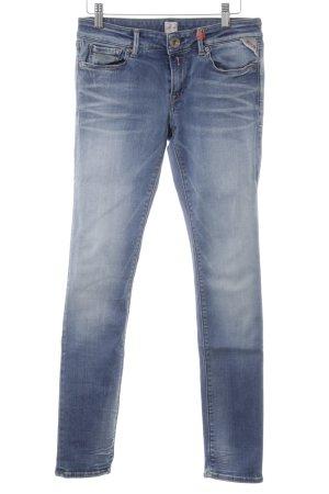 Replay Vaquero skinny azul acero look casual