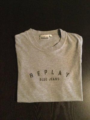 Replay Skinny Shirt grey