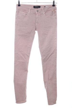 Replay Slim Jeans pink Casual-Look