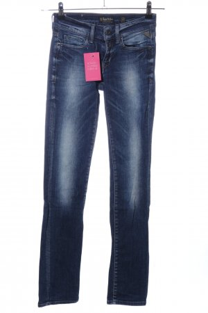 Replay Jeans slim fit blu stile casual