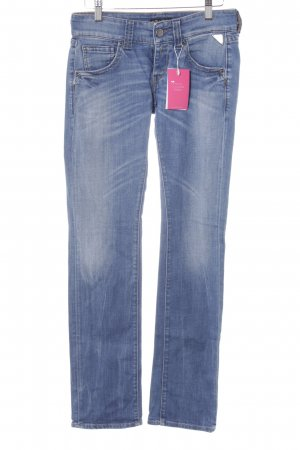 "Replay Slim Jeans ""New Swenfani"" blau"