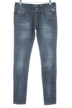 "Replay Jeans slim ""Raky"" bleu foncé"