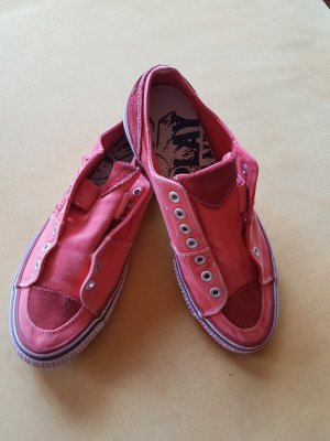 Replay Slip-on Sneakers bright red