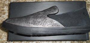 Replay Sneaker, Gr.40, Leder/Textil, neu