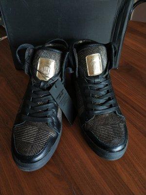 REPLAY Sneaker  Leder/Echtfell !NEU!
