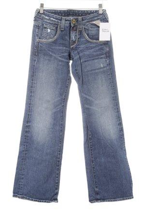 Replay Straight-Leg Jeans blassblau Casual-Look