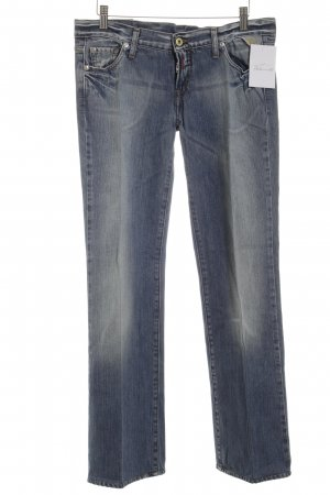 Replay Straight-Leg Jeans blau-graublau Casual-Look