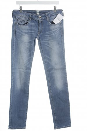 Replay Straight-Leg Jeans blau-himmelblau Casual-Look